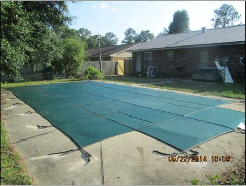 All Pool Covers are custom fitted to your pool.